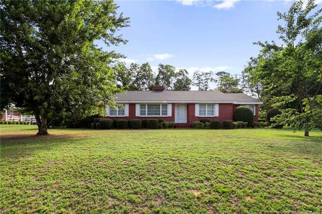 1207 Cedar Creek Road, Fayetteville, NC 28312 (MLS #637235) :: The Signature Group Realty Team