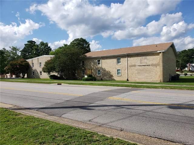 1900 Fort Bragg Road, Fayetteville, NC 28303 (MLS #637240) :: Weichert Realtors, On-Site Associates