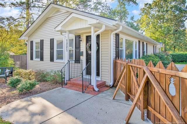 1021 Belmont Avenue, Fayetteville, NC 28305 (MLS #637256) :: Weichert Realtors, On-Site Associates