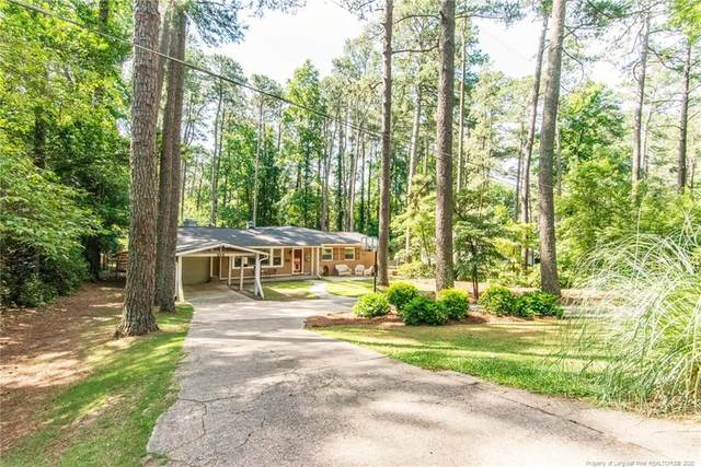 525 Highland Road, Southern Pines, NC 28387 (MLS #637297) :: The Signature Group Realty Team