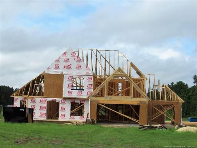 4644 Blue Sand Hill Road, Stedman, NC 28391 (MLS #637302) :: Weichert Realtors, On-Site Associates