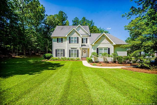 1000 W Landing Drive, Sanford, NC 27330 (MLS #637322) :: Weichert Realtors, On-Site Associates