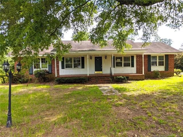 508 E Mill Street, Rowland, NC 28383 (MLS #637326) :: Weichert Realtors, On-Site Associates