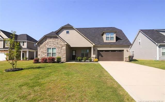 3418 Winnants Court, Fayetteville, NC 28306 (MLS #637330) :: Weichert Realtors, On-Site Associates