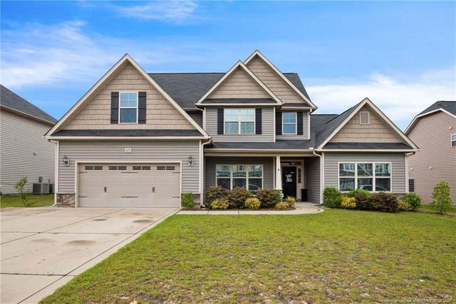 374 Fountain Grove Drive, Raeford, NC 28376 (MLS #637357) :: The Signature Group Realty Team