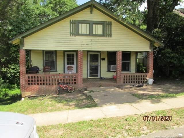 118 Alcott Street, Sanford, NC 27330 (MLS #637361) :: Weichert Realtors, On-Site Associates