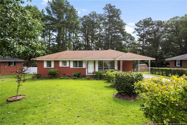 1864 Cascade Street, Fayetteville, NC 28301 (MLS #637378) :: Moving Forward Real Estate