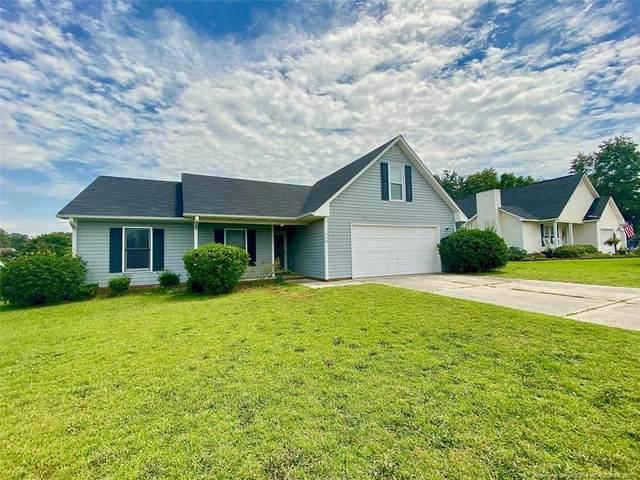 310 Buckeye Drive, Raeford, NC 28376 (MLS #637386) :: Weichert Realtors, On-Site Associates