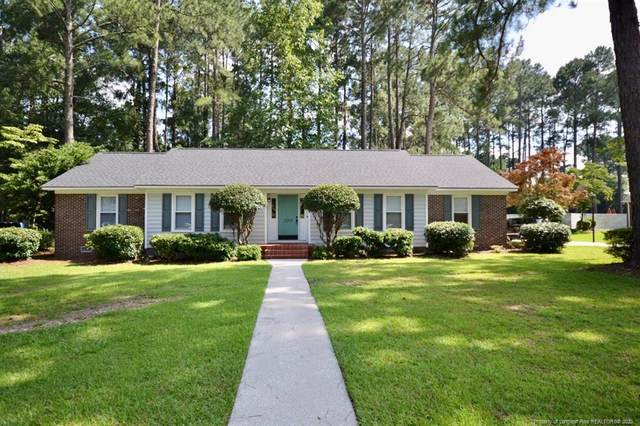 3343 Jura Drive, Fayetteville, NC 28303 (MLS #637413) :: The Signature Group Realty Team