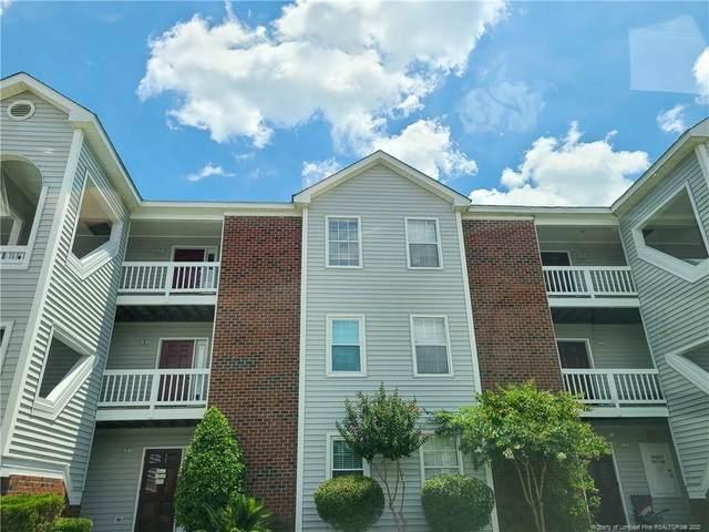 208 Waterdown Drive #10, Fayetteville, NC 28314 (MLS #637417) :: Weichert Realtors, On-Site Associates