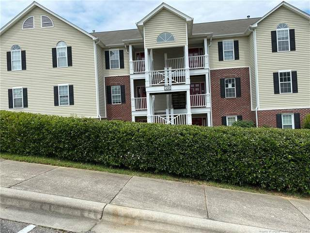 330 Bubble Creek Court #7, Fayetteville, NC 28311 (MLS #637423) :: The Signature Group Realty Team