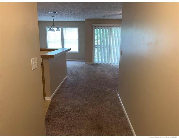 1014-2 Wood Creek Drive #4, Fayetteville, NC 28314 (MLS #637426) :: Weichert Realtors, On-Site Associates