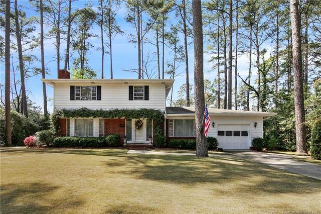 720 Emeline Avenue, Fayetteville, NC 28303 (MLS #637427) :: The Signature Group Realty Team