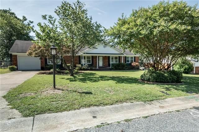 2405 Colgate Drive, Fayetteville, NC 28304 (MLS #637439) :: Weichert Realtors, On-Site Associates