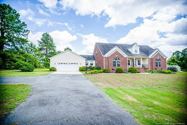 3781 Swanns Station Road, Sanford, NC 27332 (MLS #637444) :: Weichert Realtors, On-Site Associates