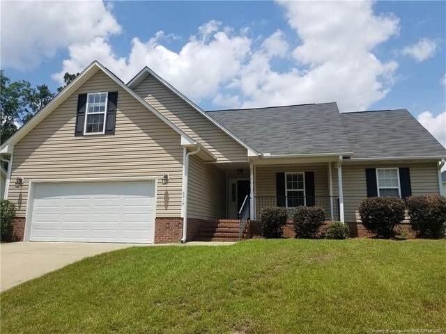 6917 St. Julian Way, Fayetteville, NC 28314 (MLS #637452) :: Weichert Realtors, On-Site Associates