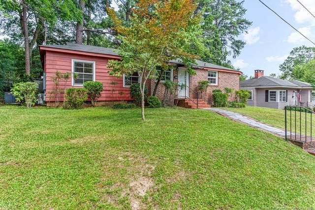 318 Fairwood Court, Fayetteville, NC 28305 (MLS #637456) :: Weichert Realtors, On-Site Associates
