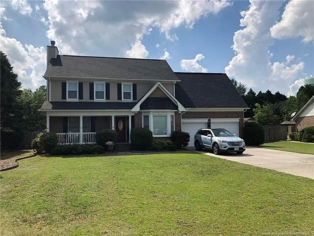 7921 Lester Drive, Fayetteville, NC 28311 (MLS #637458) :: Weichert Realtors, On-Site Associates