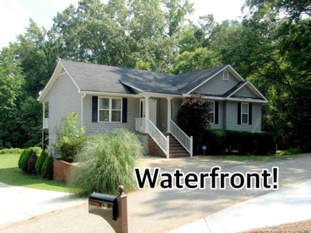 860 Eagles Nest Drive, Sanford, NC 27332 (MLS #637461) :: Weichert Realtors, On-Site Associates