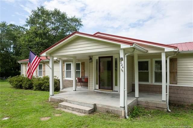 224 Beauty Spot Lane, Red Springs, NC 28377 (MLS #637495) :: Weichert Realtors, On-Site Associates