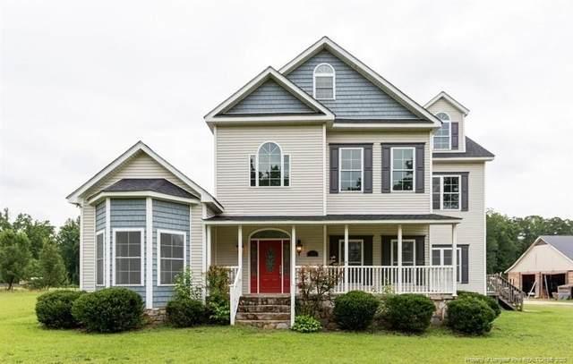 405 Cranes Creek Road, Cameron, NC 28326 (MLS #637502) :: Weichert Realtors, On-Site Associates