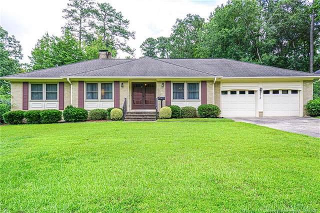 5512 Hedrick Drive, Fayetteville, NC 28303 (MLS #637522) :: Weichert Realtors, On-Site Associates