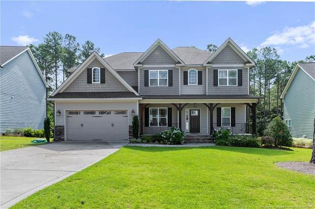 88 Valley Brook Lane, Spring Lake, NC 28390 (MLS #637573) :: Weichert Realtors, On-Site Associates