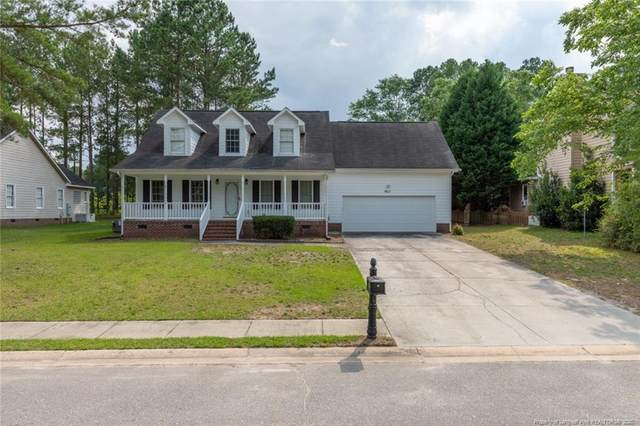 7611 Hammersley Road, Fayetteville, NC 28306 (MLS #637574) :: The Signature Group Realty Team