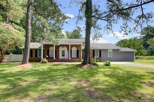 2131 Sapona Road, Fayetteville, NC 28312 (MLS #637595) :: Weichert Realtors, On-Site Associates