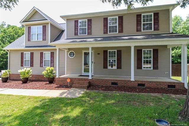 18 Iredell Street, Spring Lake, NC 28390 (MLS #637614) :: Weichert Realtors, On-Site Associates