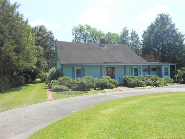 2210 E 7th Street, Lumberton, NC 28358 (MLS #637615) :: Weichert Realtors, On-Site Associates