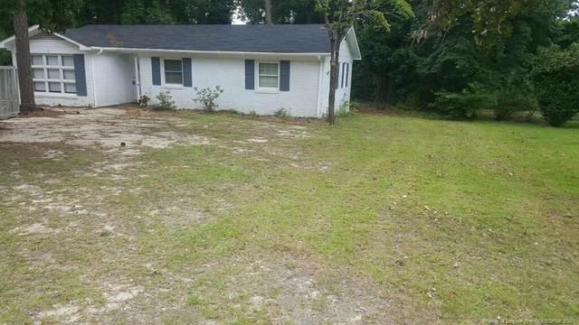 297 Decatur Drive, Fayetteville, NC 28303 (MLS #637617) :: Weichert Realtors, On-Site Associates