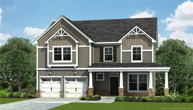 614 Executive Drive Drive, Lillington, NC 27546 (MLS #637638) :: Weichert Realtors, On-Site Associates