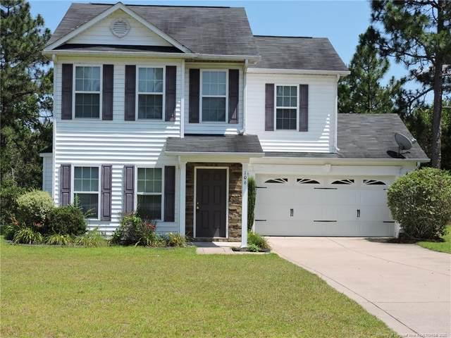 106 Basket Oak Drive, Bunnlevel, NC 28323 (MLS #637645) :: Weichert Realtors, On-Site Associates