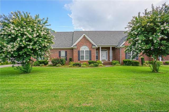 2467 Caithness Drive, Fayetteville, NC 28306 (MLS #637651) :: Weichert Realtors, On-Site Associates