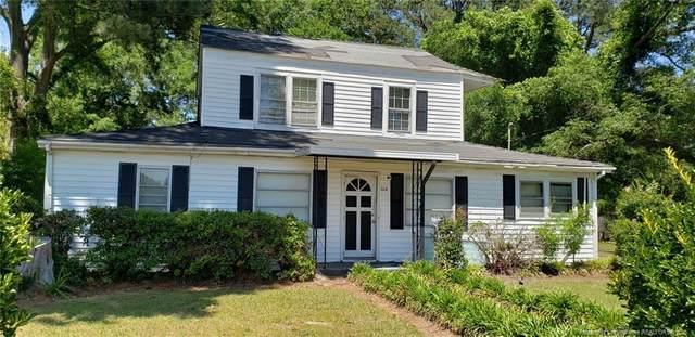 104 Carolina Street, Maxton, NC 28364 (MLS #637662) :: Weichert Realtors, On-Site Associates