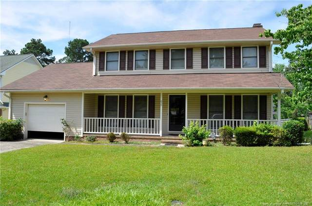 633 Georgetown Circle, Fayetteville, NC 28314 (MLS #637713) :: The Signature Group Realty Team