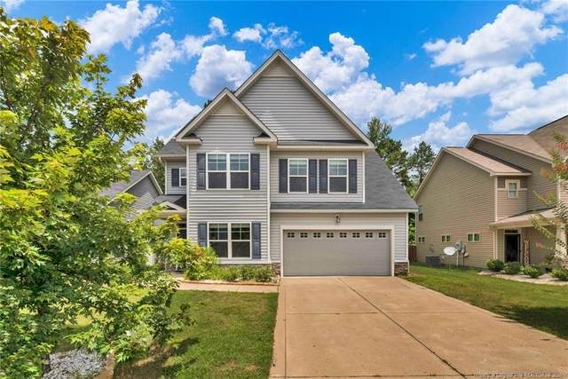 321 Derby Lane, Hope Mills, NC 28348 (MLS #637721) :: The Signature Group Realty Team