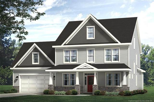 211 Trinity Road, Raeford, NC 28376 (MLS #637725) :: Weichert Realtors, On-Site Associates