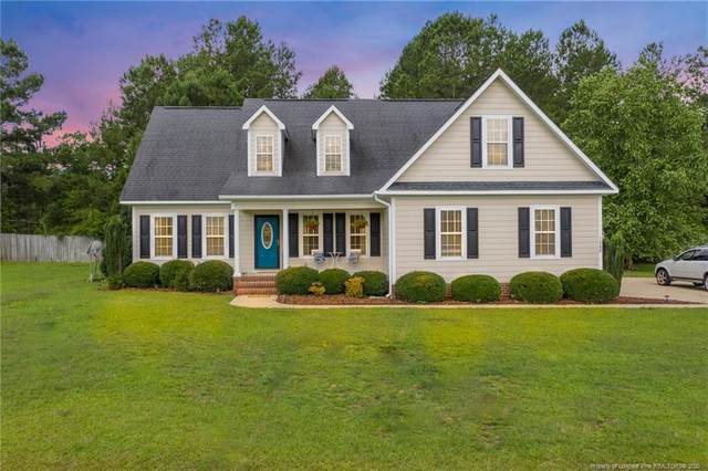 1068 Delancy Drive, Hope Mills, NC 28348 (MLS #637730) :: The Signature Group Realty Team