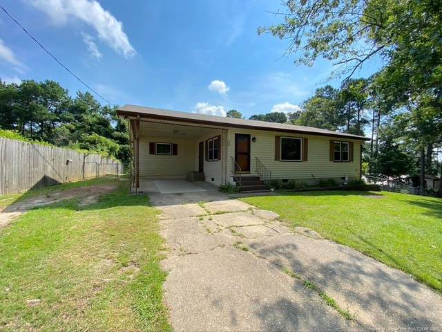 117 Lou Drive, Fayetteville, NC 28311 (MLS #637733) :: The Signature Group Realty Team