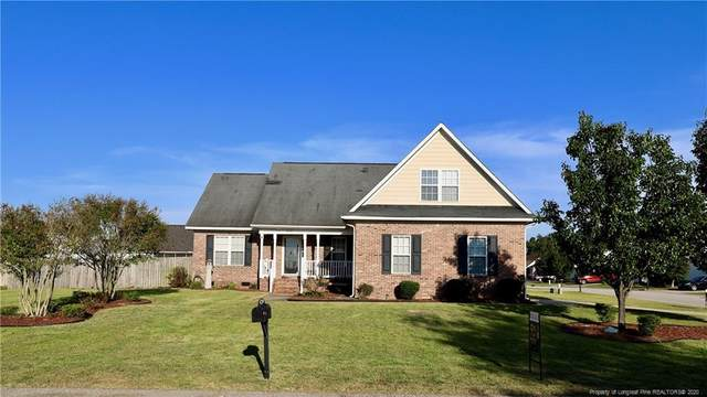 2813 Gus Drive, Fayetteville, NC 28306 (MLS #637741) :: The Signature Group Realty Team