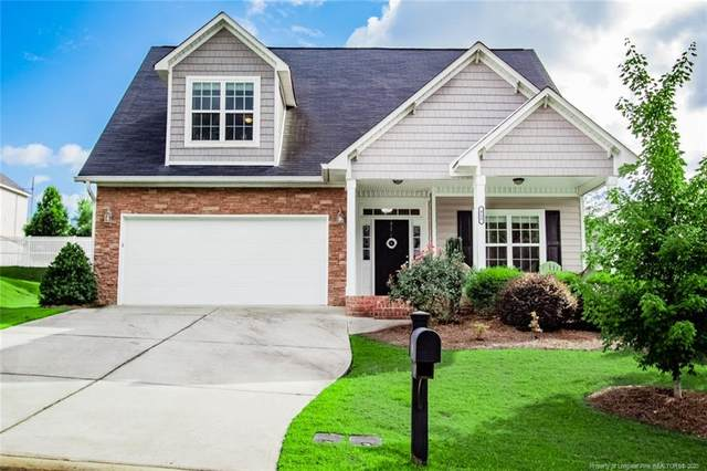 413 Sedgemoor Road, Fayetteville, NC 28311 (MLS #637788) :: The Signature Group Realty Team