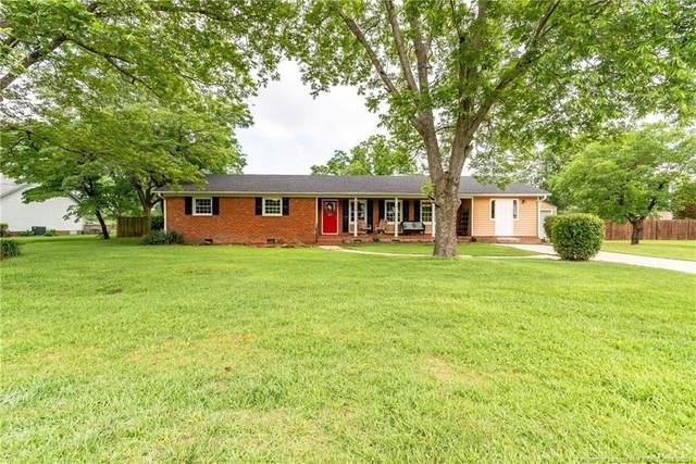 4819 Arbor Road, Fayetteville, NC 28311 (MLS #637795) :: Weichert Realtors, On-Site Associates
