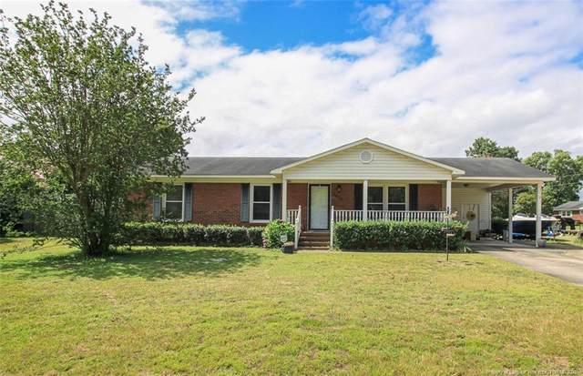 2620 Phoenician Drive, Fayetteville, NC 28306 (MLS #637797) :: Moving Forward Real Estate