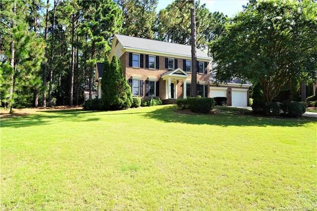 1486 Butter Branch Drive, Fayetteville, NC 28311 (MLS #637822) :: Weichert Realtors, On-Site Associates