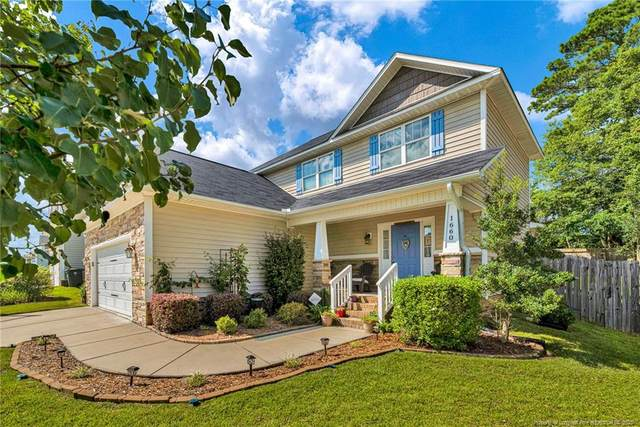 1660 Rock Creek Lane, Fayetteville, NC 28301 (MLS #637834) :: The Signature Group Realty Team