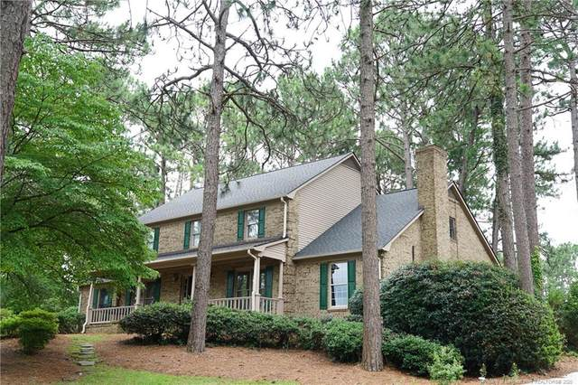 6817 Thames Drive, Fayetteville, NC 28306 (MLS #637835) :: The Signature Group Realty Team