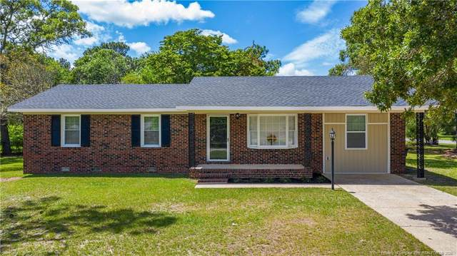 3604 Kenny Drive, Hope Mills, NC 28348 (MLS #637852) :: The Signature Group Realty Team