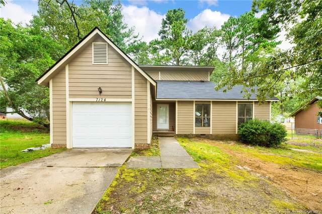 7124 Old Castle Drive, Fayetteville, NC 28314 (MLS #637879) :: The Signature Group Realty Team